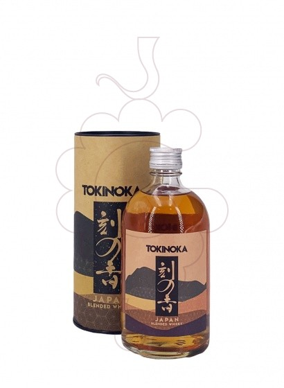 Photo Whisky Tokinoka Blended White Oak