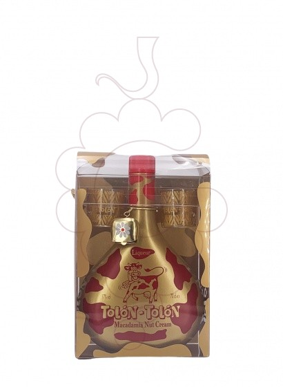 Photo Liqueur Tolon Tolon Macadamia Nut Cream