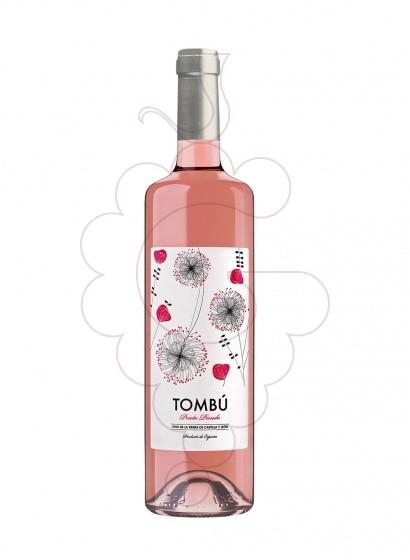 Photo Tombú Rosat rosé wine