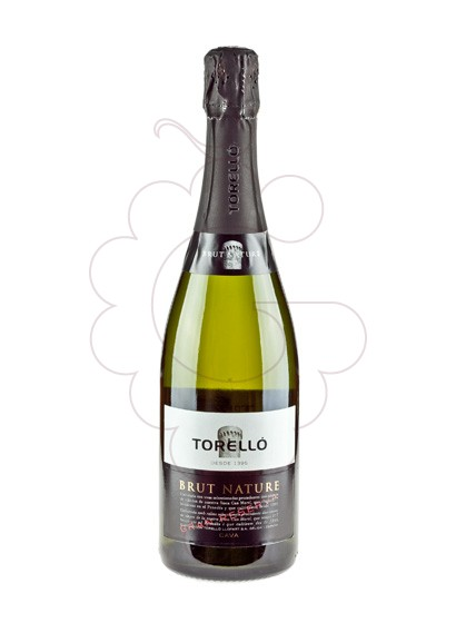 Photo Torello Brut Nature sparkling wine