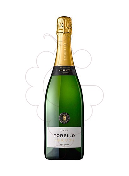 Photo Torello Brut sparkling wine