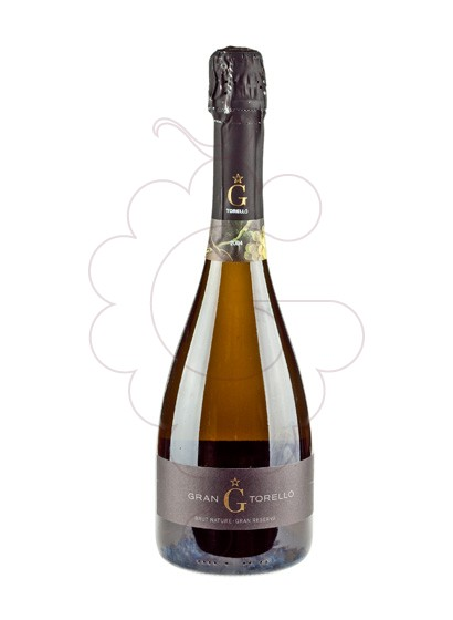 Photo Torello Gran Reserva Brut Nature sparkling wine