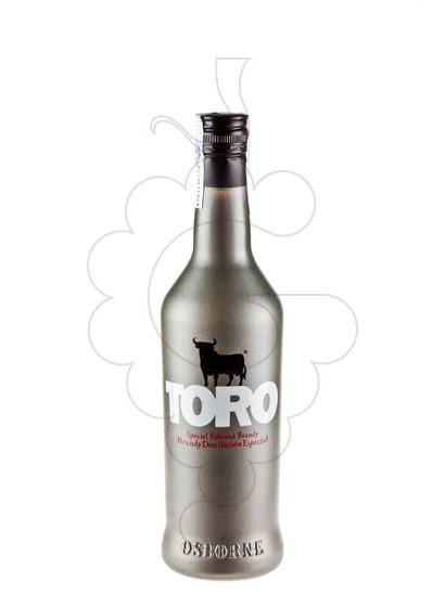 Photo Brandy Toro Destilación Especial
