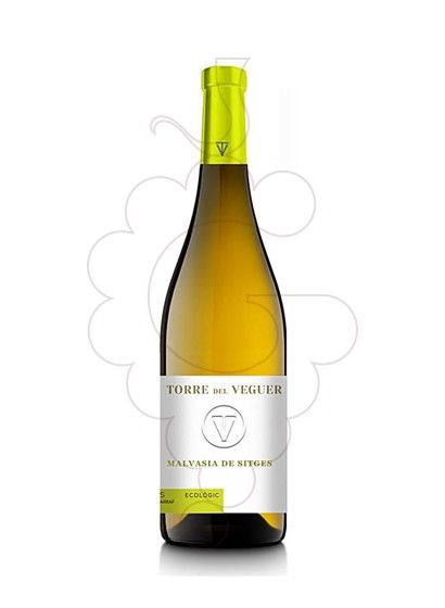 Photo Torre del Veguer Malvasia de Sitges white wine