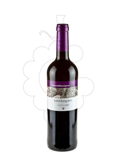 Photo Torrelongares Cabernet Merlot red wine