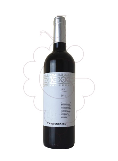 Photo Torrelongares Crianza red wine