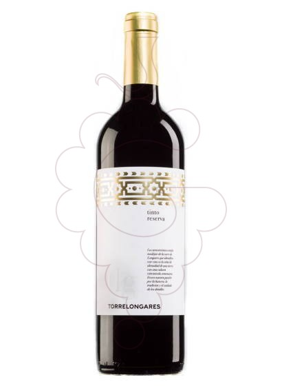 Photo Torrelongares Reserva red wine