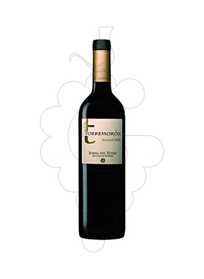 Photo Torremorón Reserva red wine
