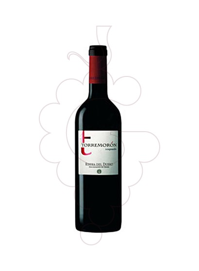 Photo Torremoron Tempranillo Joven red wine