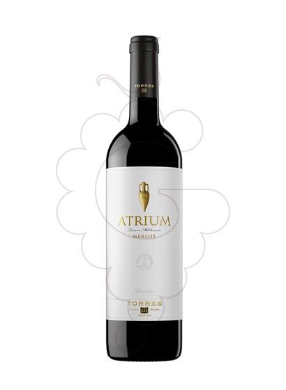 Photo Torres Atrium Merlot red wine