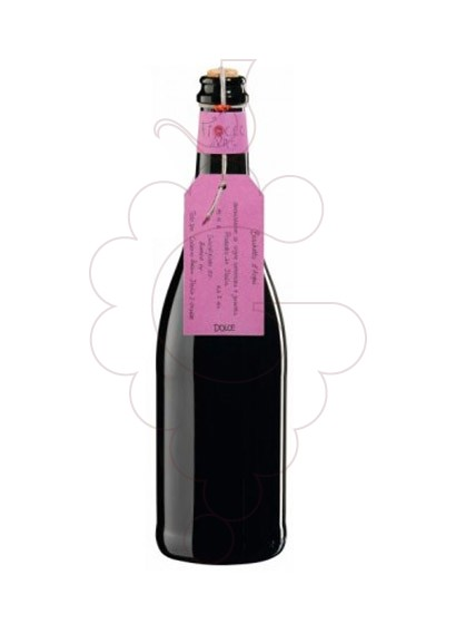 Photo Toso Brachetto d'Acqui red wine