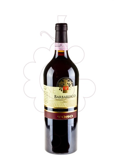 Photo Toso Marne Forti Barbaresco red wine