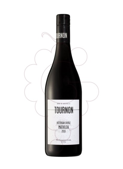 Photo Red Tournon Chapoutier Mathilda red wine