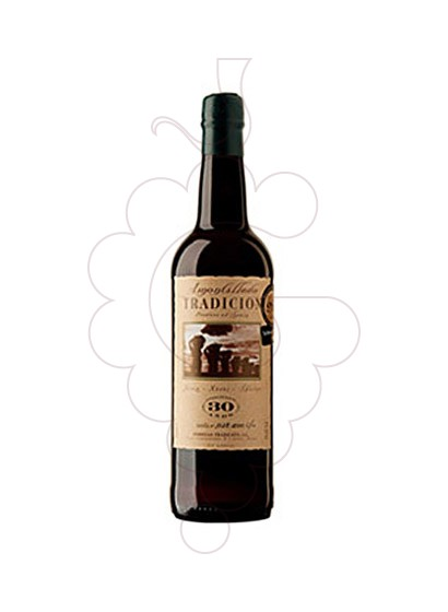 Photo Tradicion Amontillado 30 Years fortified wine