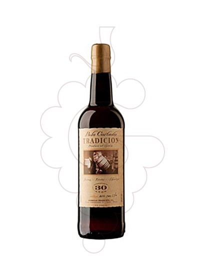 Photo Tradicion Palo Cortado 30 Years fortified wine