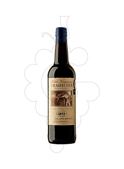 Photo Tradicion Pedro Ximenez 20 Years fortified wine