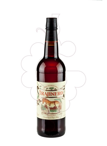 Photo Trajinero fortified wine