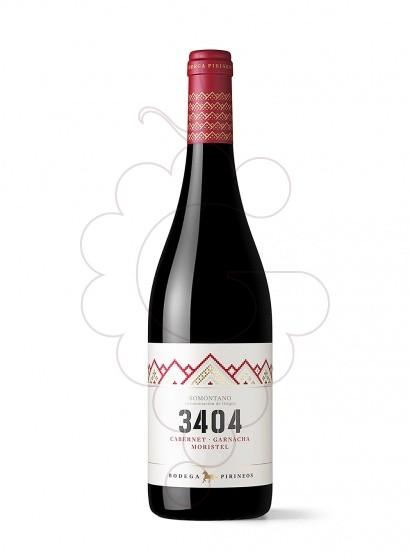 Photo 3404 de Pirineos red wine