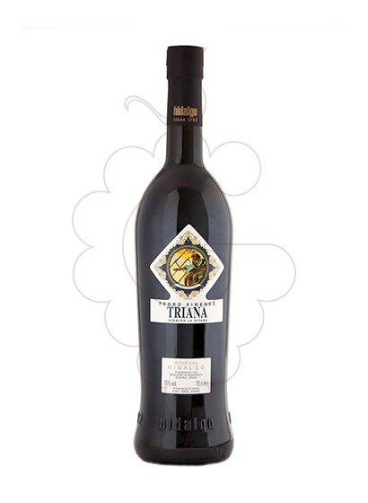 Photo Triana Pedro Ximenez fortified wine