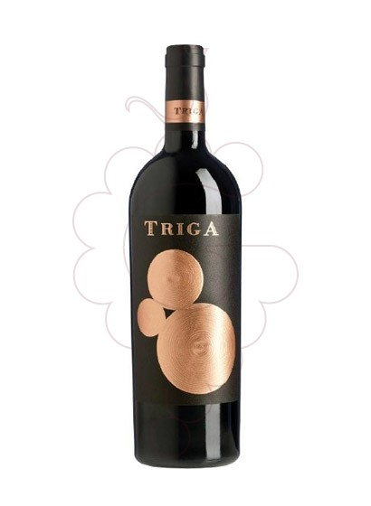 Photo Triga red wine