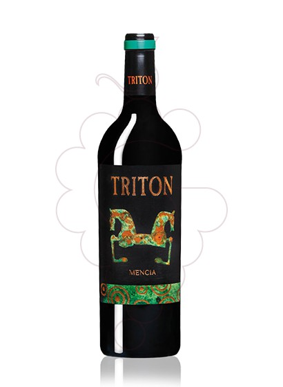 Photo Triton Mencia  red wine