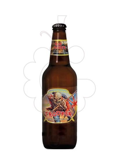 Photo Beer Trooper Robinsons Brewery