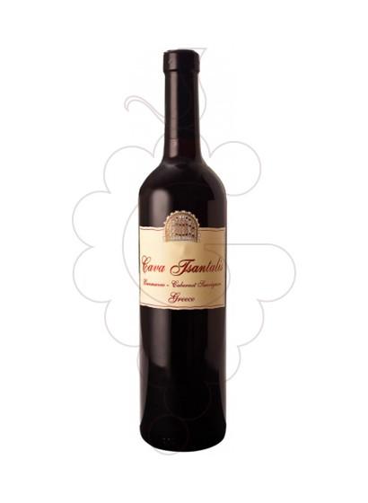 Photo Tsantalis Cava Negre red wine