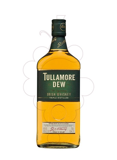 Photo Whisky Tullamore Dew
