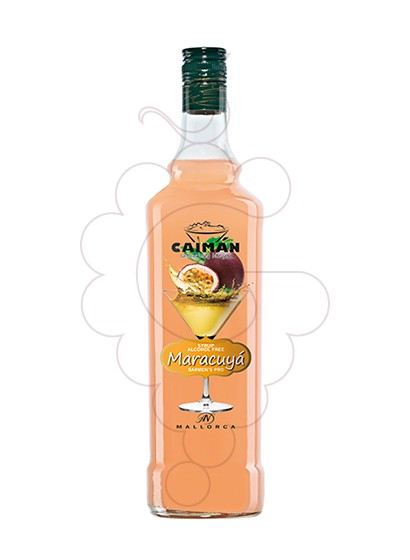 Photo Syrups Caimán syrup Maracuya (alcohol free)