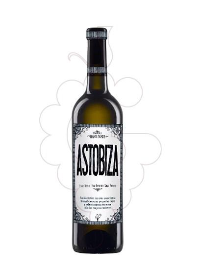 Photo Txakoli Astobiza white wine