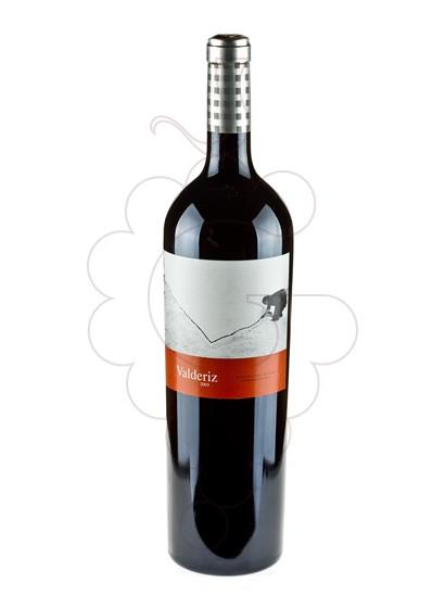 Photo Valderiz Magnum red wine