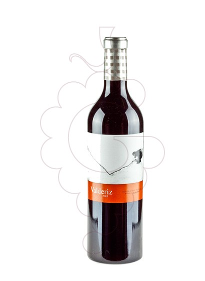 Photo Valderiz red wine