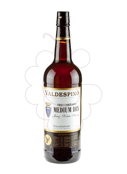 Photo Valdespino 3 Cortados Medium l fortified wine