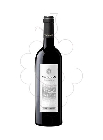 Photo Valdubon Reserva  red wine