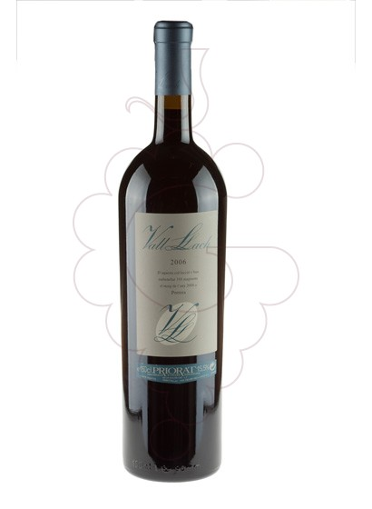 Photo Vall Llach Magnum red wine