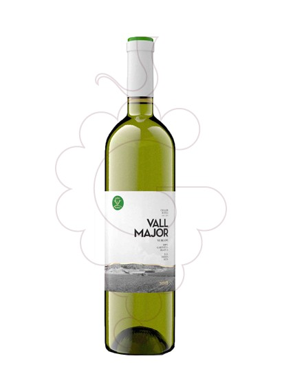 Photo Vall Major Blanc Garnatxa white wine