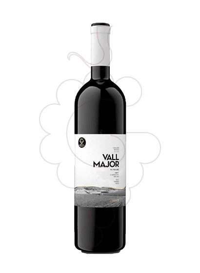 Photo Vall Major Negre Garnatxa Syrah red wine