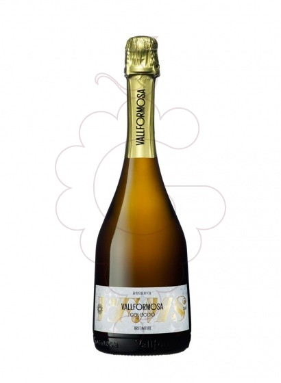 Photo Vallformosa Brut Nature Reserva sparkling wine