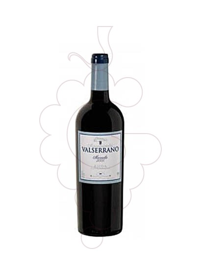 Photo Valserrano Mazuelo  red wine