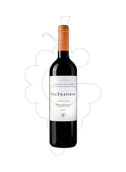 Photo Valtravieso Crianza  red wine