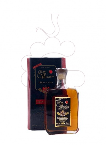 Photo Rum Varadero Añejo 15 Years