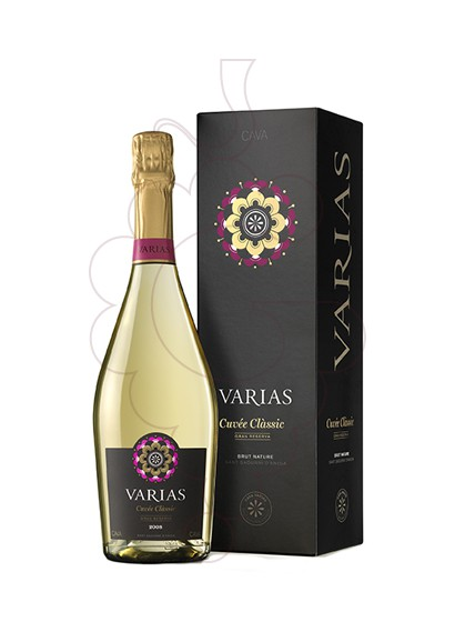 Photo Varias Cuvee Classic Gran Reserva sparkling wine