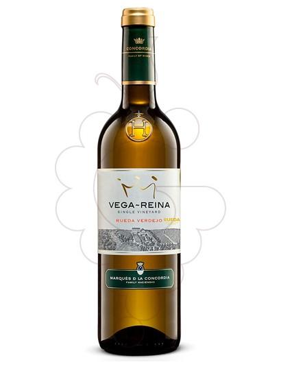 Photo Vega de la Reina Verdejo white wine