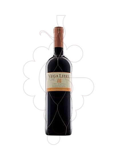 Photo Vega Libre Reserva red wine