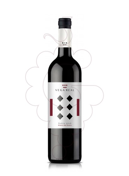 Photo Vega Real Roble red wine