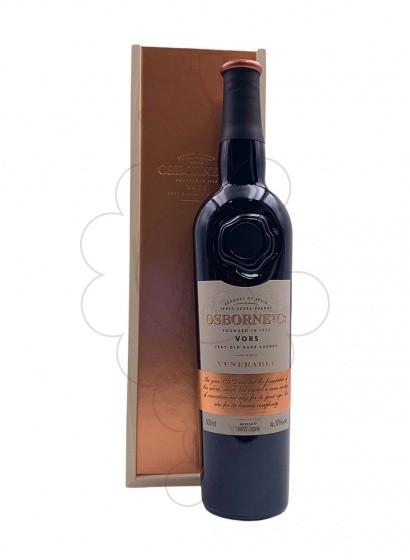 Photo Venerable Pedro Ximenez VORS fortified wine