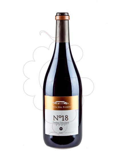Photo Venta del Puerto nº18 red wine