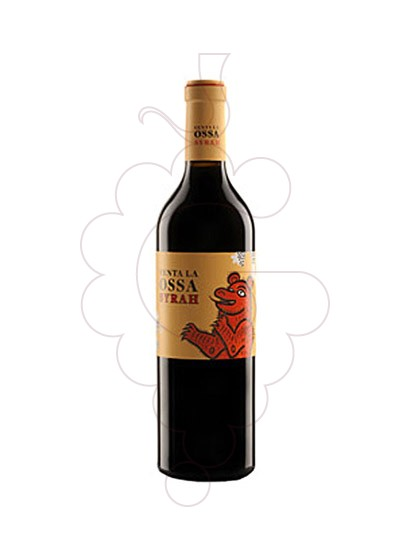 Photo Venta la Ossa Syrah red wine