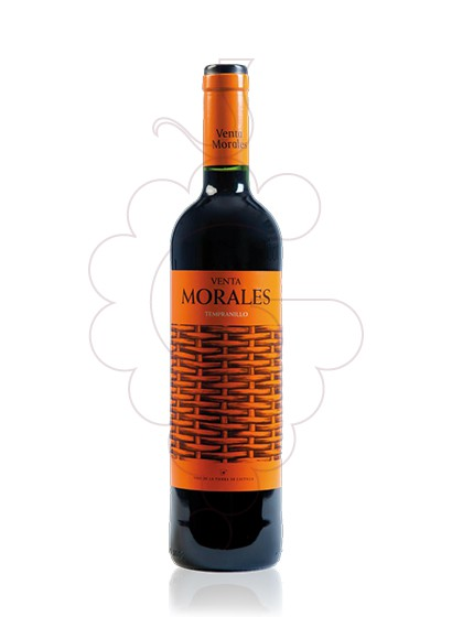 Photo Venta Morales Tempranillo red wine