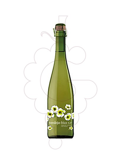 Photo Verdejo Frizz Aguja sparkling wine